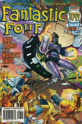 Fantastic Four 2099 (Comic Book) #8