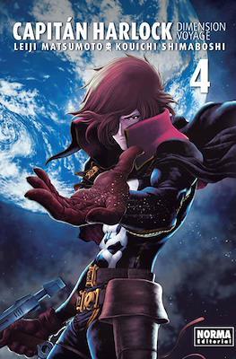 Capitán Harlock: Dimension Voyage (Rústica con sobrecubierta) #4