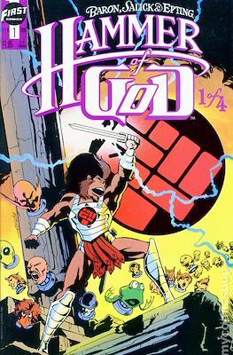 Hammer of God (Comic Book) #1