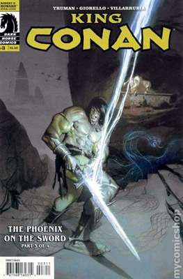 King Conan: The Phoenix on the Sword (2012) (Grapa) #3
