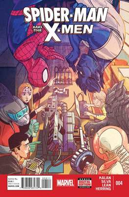 Spider-Man and the X-Men (Comic Book) #4