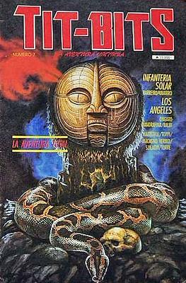 Tit-Bits La Aventura Continúa (Revista) #7