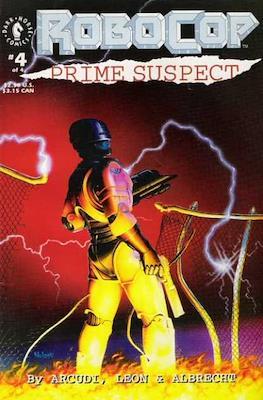 Robocop - Prime Suspect (Grapa) #4