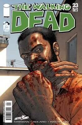 The Walking Dead (Grapas) #23