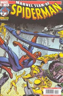 Marvel Team-Up Spiderman Vol. 1 (2006-2007) (Rústica 72 pp) #6