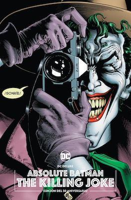 Absolute Batman: The Killing Joke. La edición de 30 Aniversario - DC Comics Deluxe