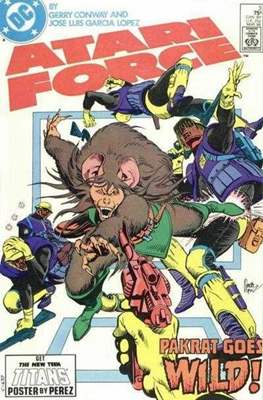 Atari Force (Grapa) #3