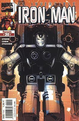 Iron Man Vol. 4 (1998-2000) (Grapa 24 pp) #20
