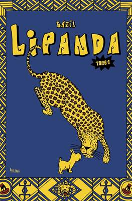 Lipanda (Cartoné 160 pp) #1