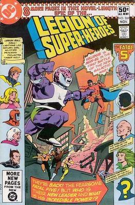 Legion of Super-Heroes Vol. 2 (1980-1987) (Comic-book) #269