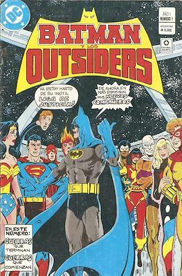 Batman y los Outsiders (Grapa) #1