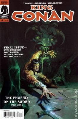 King Conan: The Phoenix on the Sword (2012) (Grapa) #4