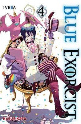 Blue Exorcist (Rústica) #4