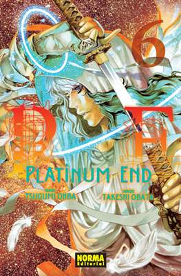 Platinum End (Rústica con sobrecubierta) #6