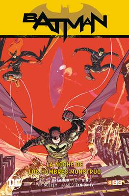 Batman Saga de Tom King #2