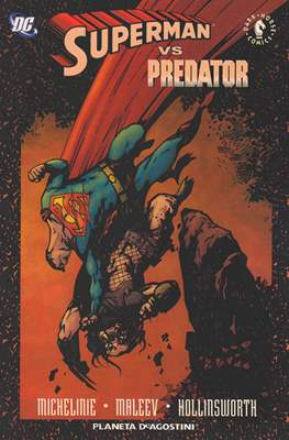 Superman vs Predator