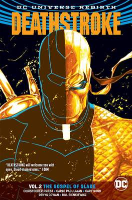 Deathstroke Vol. 4 (2016) (Softcover) #2