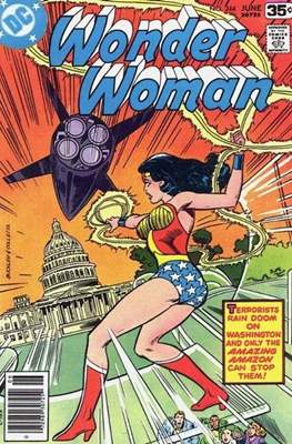 Wonder Woman Vol.1 (1942-1986; 2020-) (Comic Book) #244