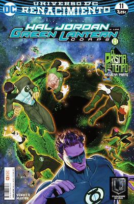 Green Lantern. Nuevo Universo DC / Hal Jordan y los Green Lantern Corps. Renacimiento (Grapa) #66/11