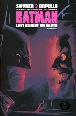 Batman: Last Knight On Earth (Variant Cover) (Comic Book) #3