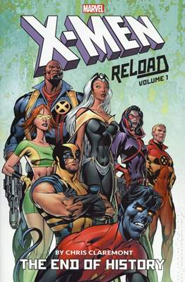 X-Men: Reload by Chris Claremont (Softcover 448 pp) #1