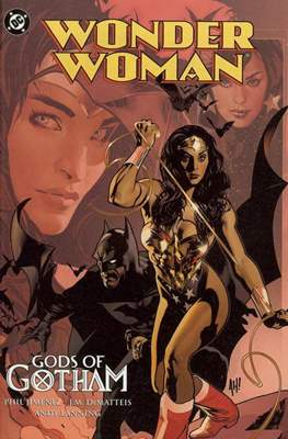 Wonder Woman: Gods of Gotham