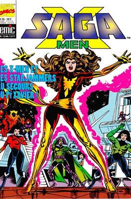 X-Men / X-Men Saga (Broché) #25