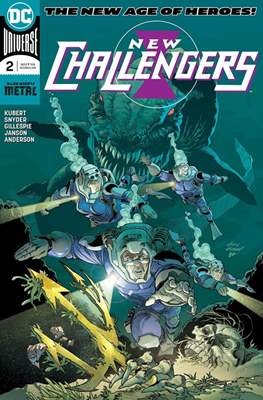 New Challengers (2018) #2