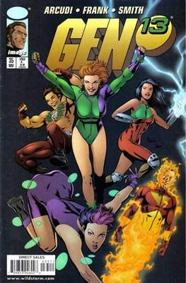 Gen 13 (1997-2002) (Comic Book) #35