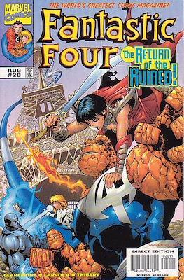 Fantastic Four Vol. 3 (Comic Book) #20