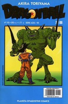 Dragon Ball - Serie Azul (Grapa) #193