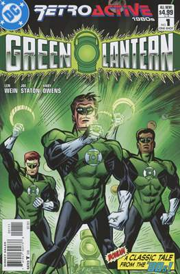 DC Retroactive: Green Lantern 1980's