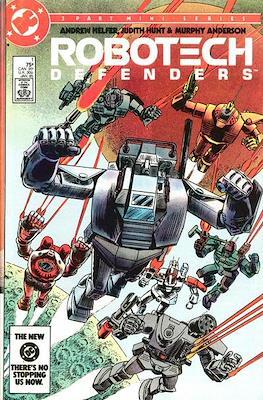 Robotech Defenders
