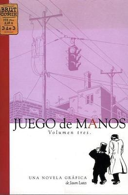 Juego de manos (Grapa, 52 páginas (1999)) #3