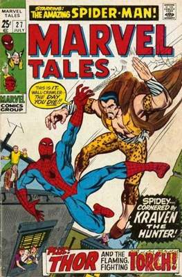 Marvel Tales (Comic Book) #27