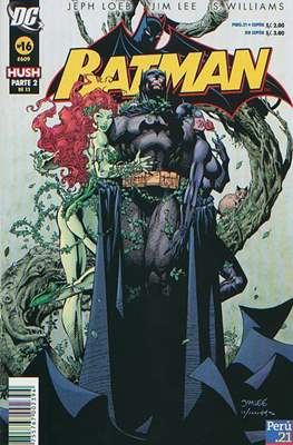 Batman: Hush (Grapa) #2