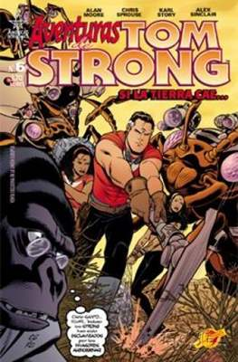Aventuras de Tom Strong (2003-2004) (Grapa 24-32 pp) #6