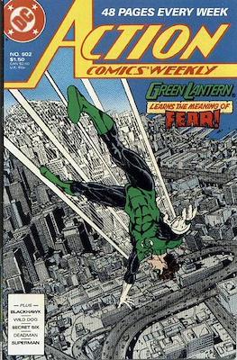 Action Comics Vol. 1 (1938-2011; 2016-) (Comic Book) #602
