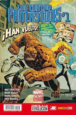 Los 4 Fantásticos #66 Vol. 7 Portada alternativa