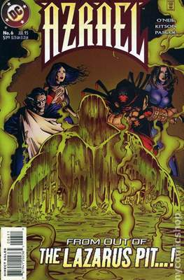 Azrael: Agent of the Bat (1995-2003) (Grapa) #6