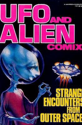 U.F.O. and Alien Comix