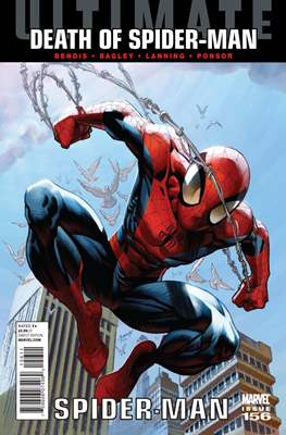 Ultimate Spider-Man (2000-2009; 2011) (Comic-Book) #156