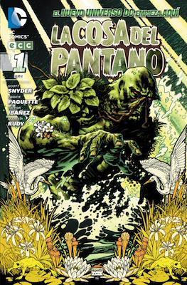 La Cosa del Pantano. Nuevo Universo DC (Rústica) #1