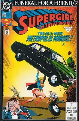 Action Comics Vol. 1 (1938-2011; 2016-) (Comic Book) #685