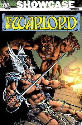 Showcase presents: The Warlord