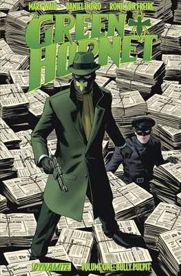 The Green Hornet (2013-2014) (Softcover 160-192 pp) #1