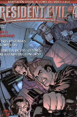 Resident Evil. Adaptación oficial al cómic del video-juego (Grapa 48 pp) #4