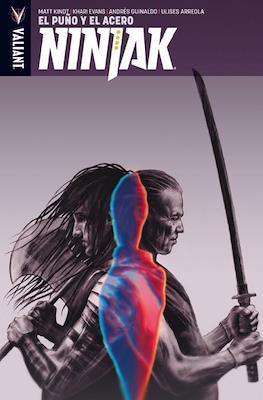 Ninjak (Rústica 144 pp) #5
