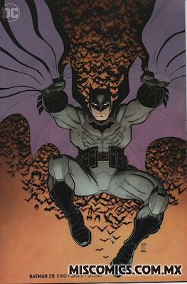 Batman (2017-...Portada variante) #28.1