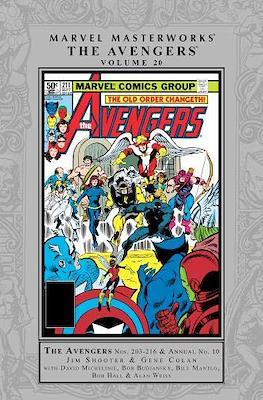 Marvel Masterworks The Avengers (Hardcover) #20